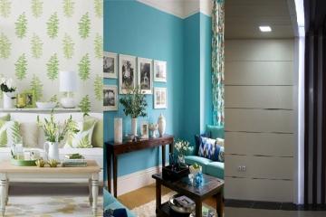 تفاوت دیوارپوش،کاغذ دیواری و رنگ روغن